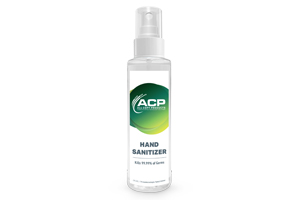 2oz hand sanitizer spray bottle