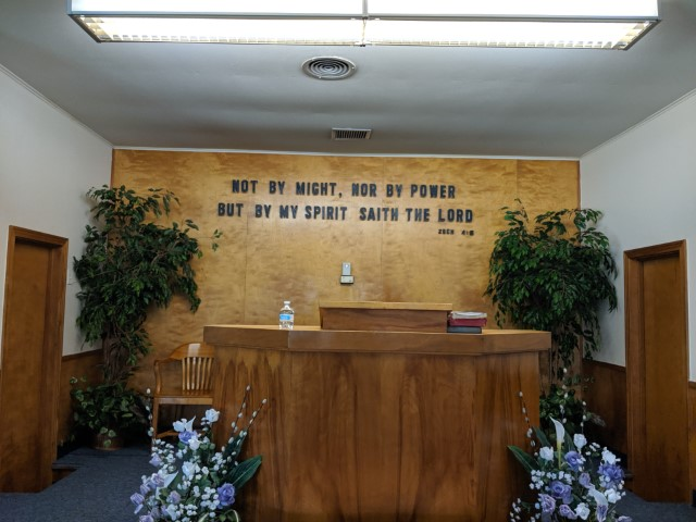 Ministry at Pineview Bible Chapel
