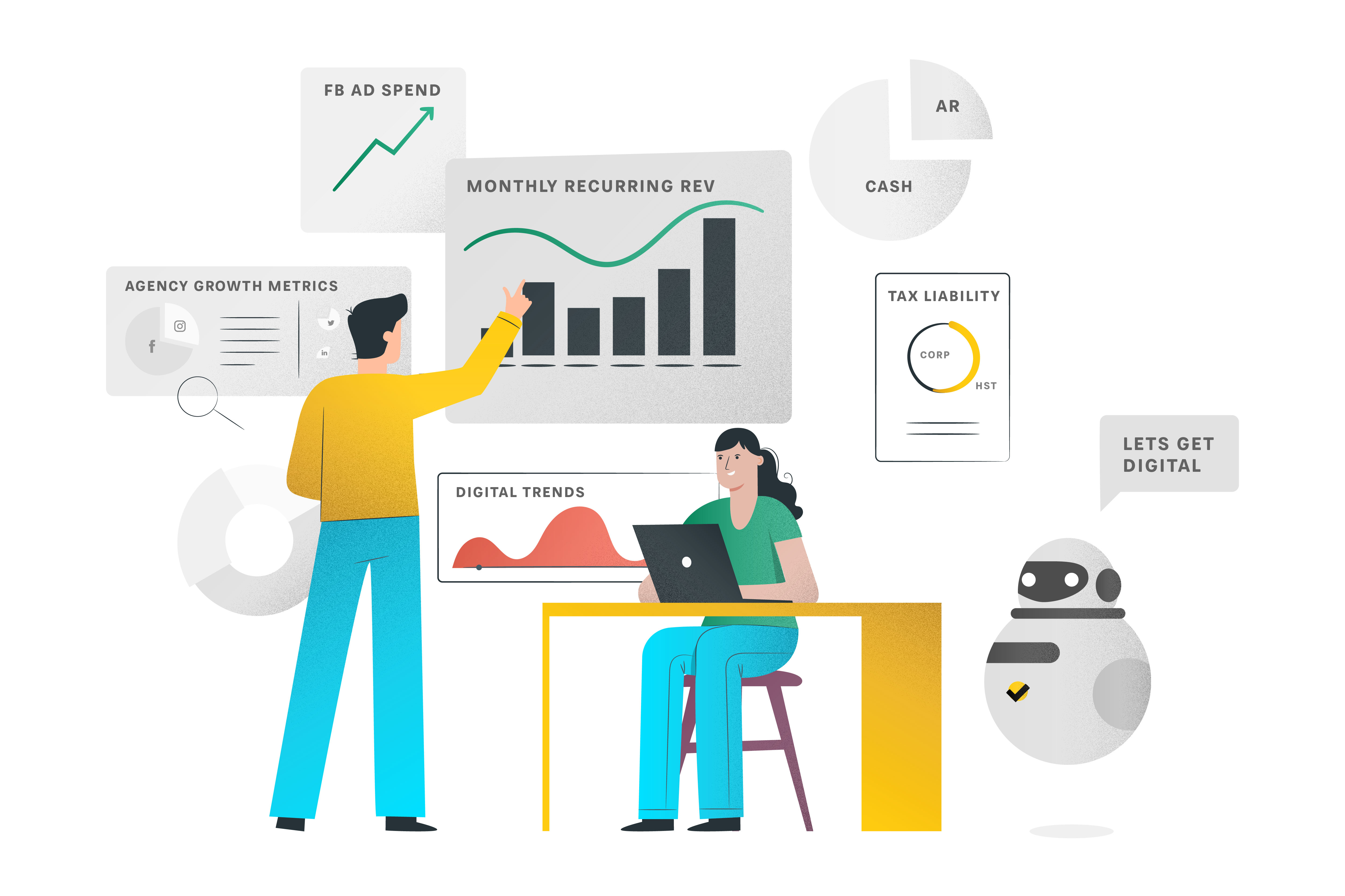 Receive Agency Insights