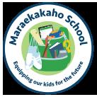 Maraekakaho School logo