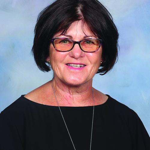 Brenda Cameron - School Secretary