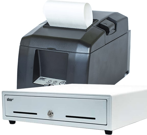 TicketingHub connected to Ticket printers