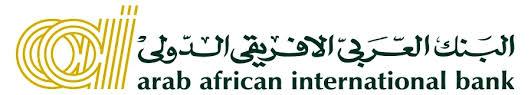 Arab Africain international bank logo