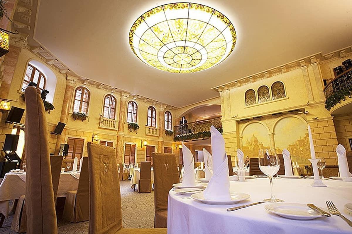 «Hamlet Club Story» в «Академ Джаз Клубе» (ресторан «Венеция»)