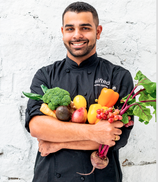 Meet Ashwin: Our Atlanta Head Chef