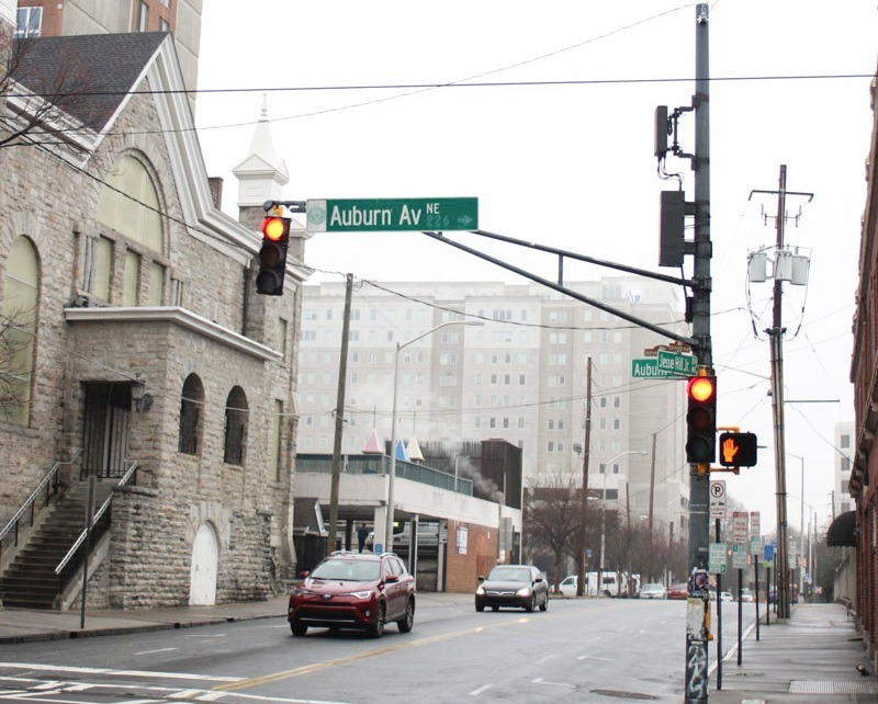 Sweet Auburn Ave