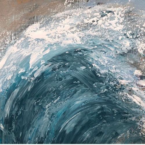 Sea Change - 12x12x1.5