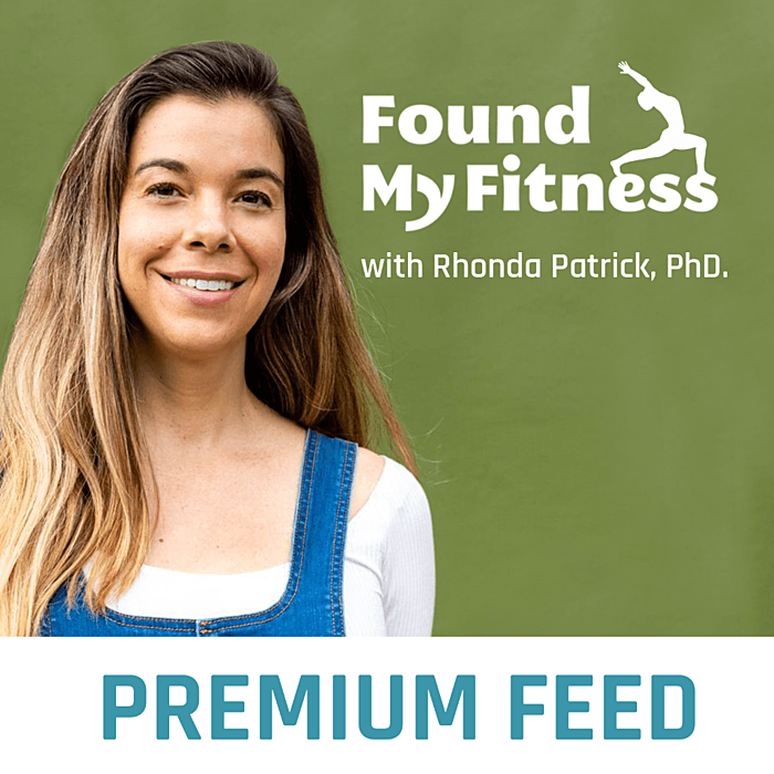 FoundMyFitness premium membership