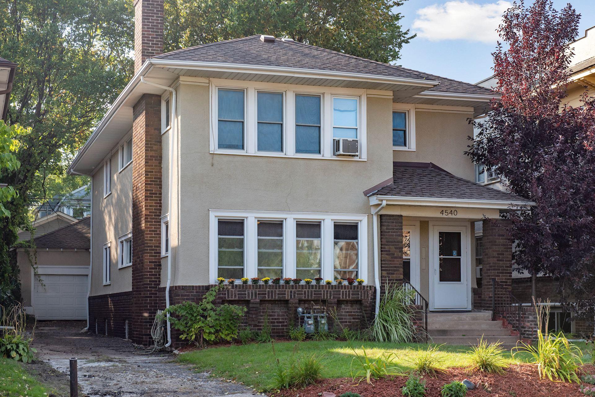 South Minneapolis Duplex for Sale