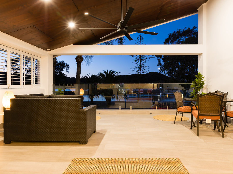 New Home Outdoor Lounge Gold Coast