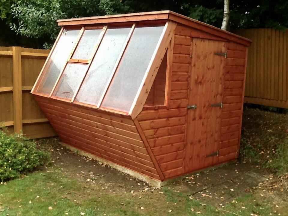 Potting shed by Bulldog Sheds