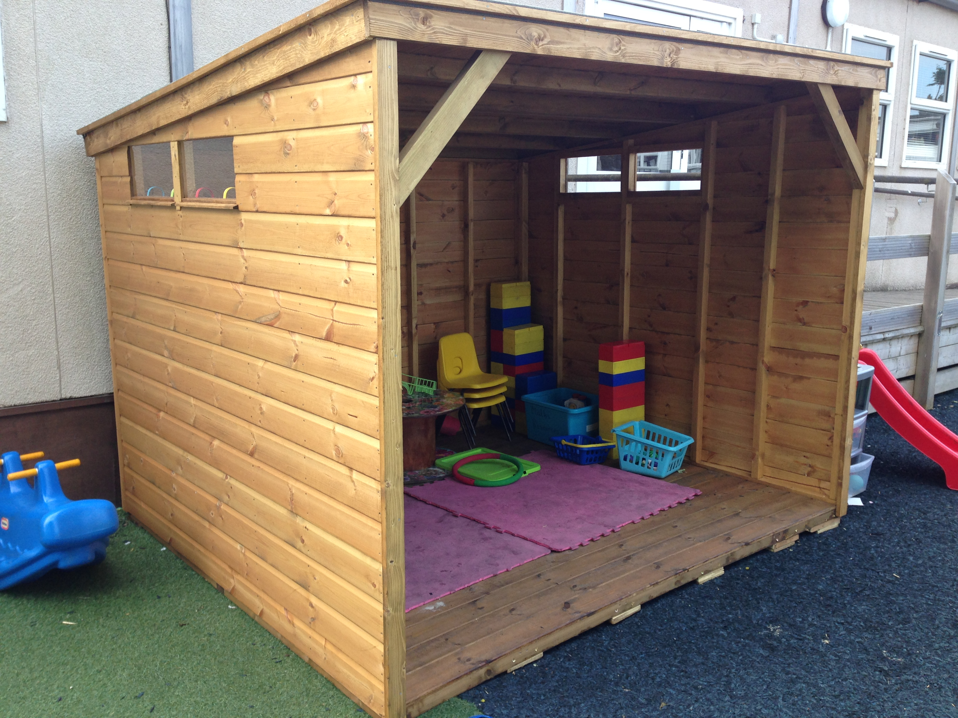 play houses & sheds by Bulldog Sheds & Fencing
