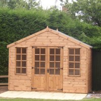Summer Houses by Bulldog Sheds & Fencing