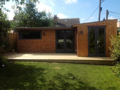 Garden Offices by Bulldog Sheds & Fencing