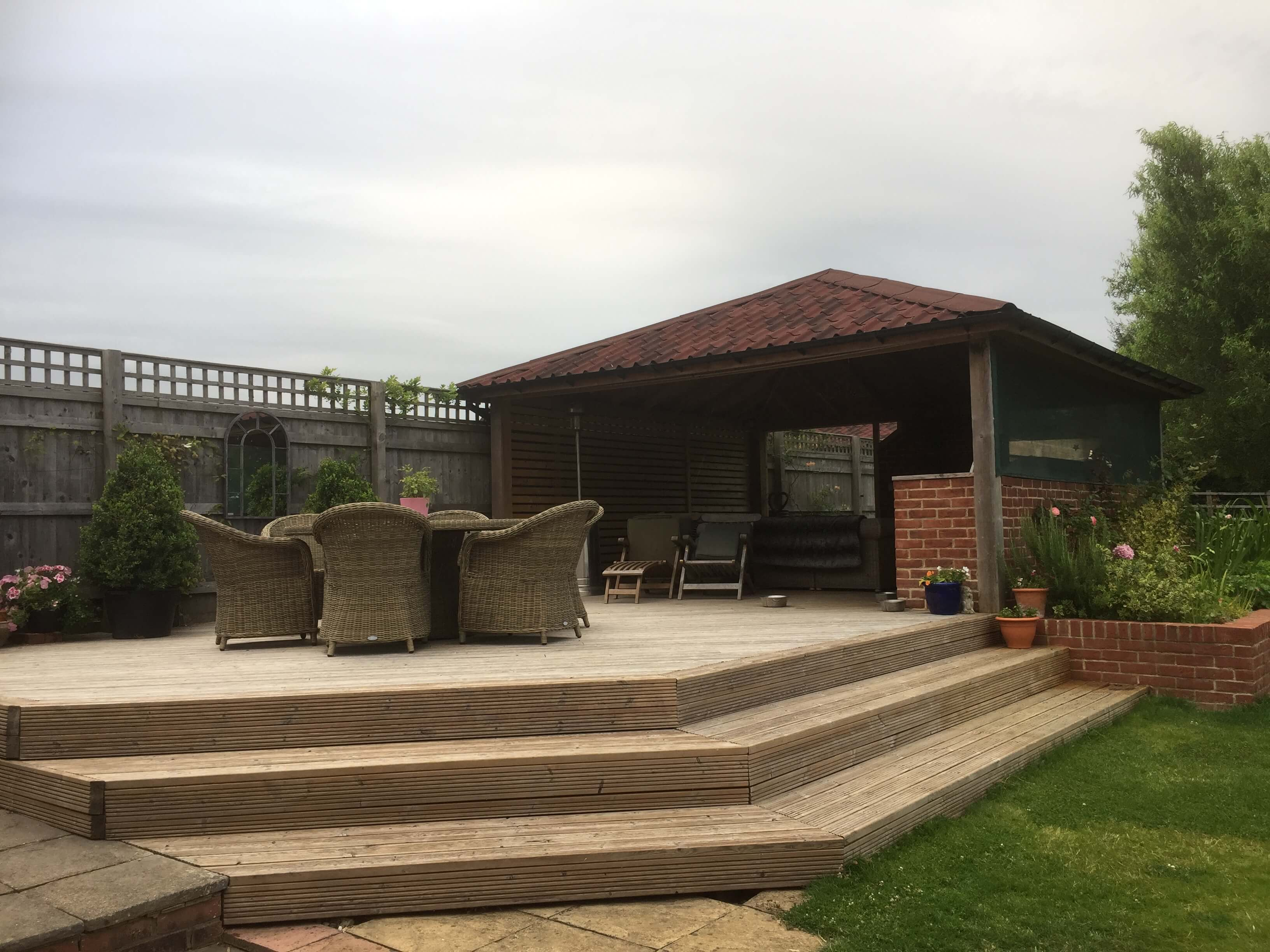 Decking by Bulldog Sheds & Fencing