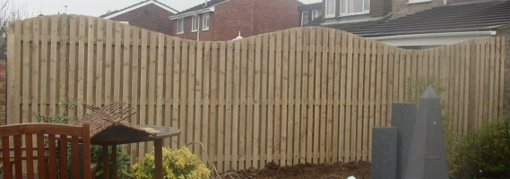 Fencing by Bulldog Sheds & Fencing
