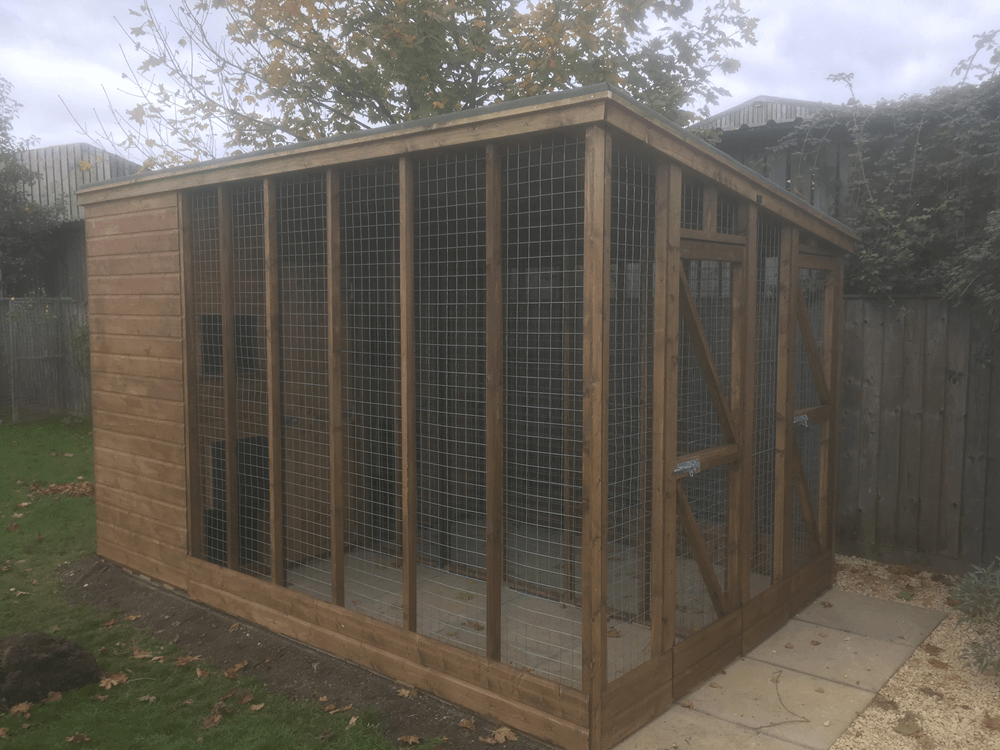 Catteries by Bulldog Sheds & Fencing