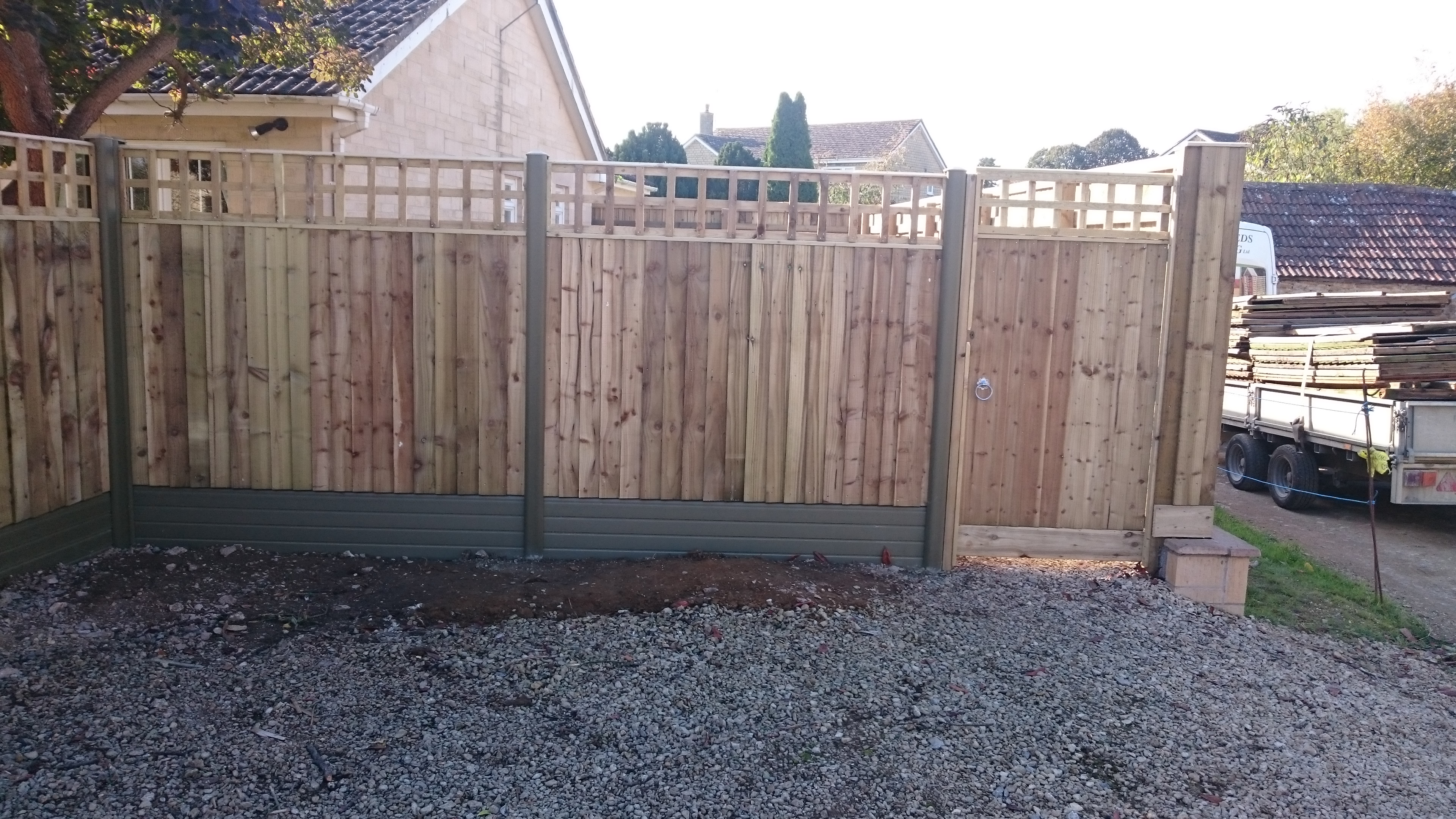 Sustainable Eco Fencing from Bulldog Sheds and Fencing