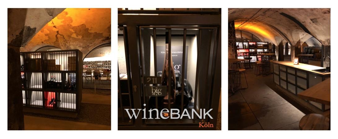 Kölner Weinmanufaktur & wineBANK Köln