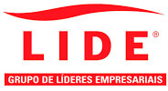 Logotipo da marca LIDE