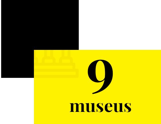 Ícone de uma arvore com o seguinte texto: 74 parques
