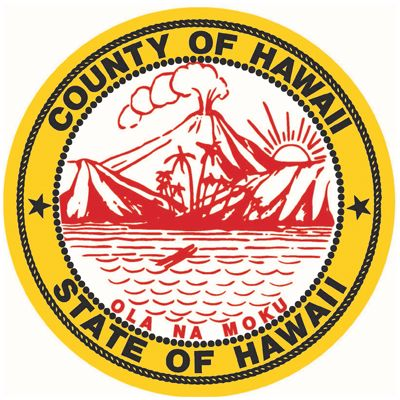 County of Hawaii - State of Hawaii Seal