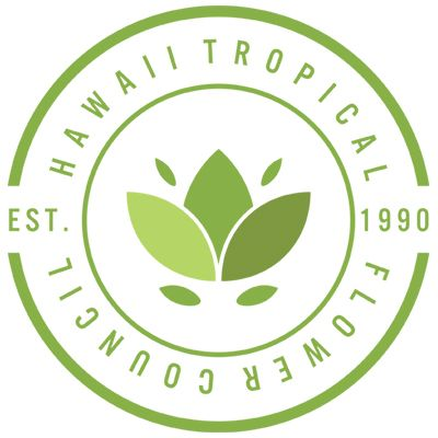 Hawaii Tropical Flower Council Logo