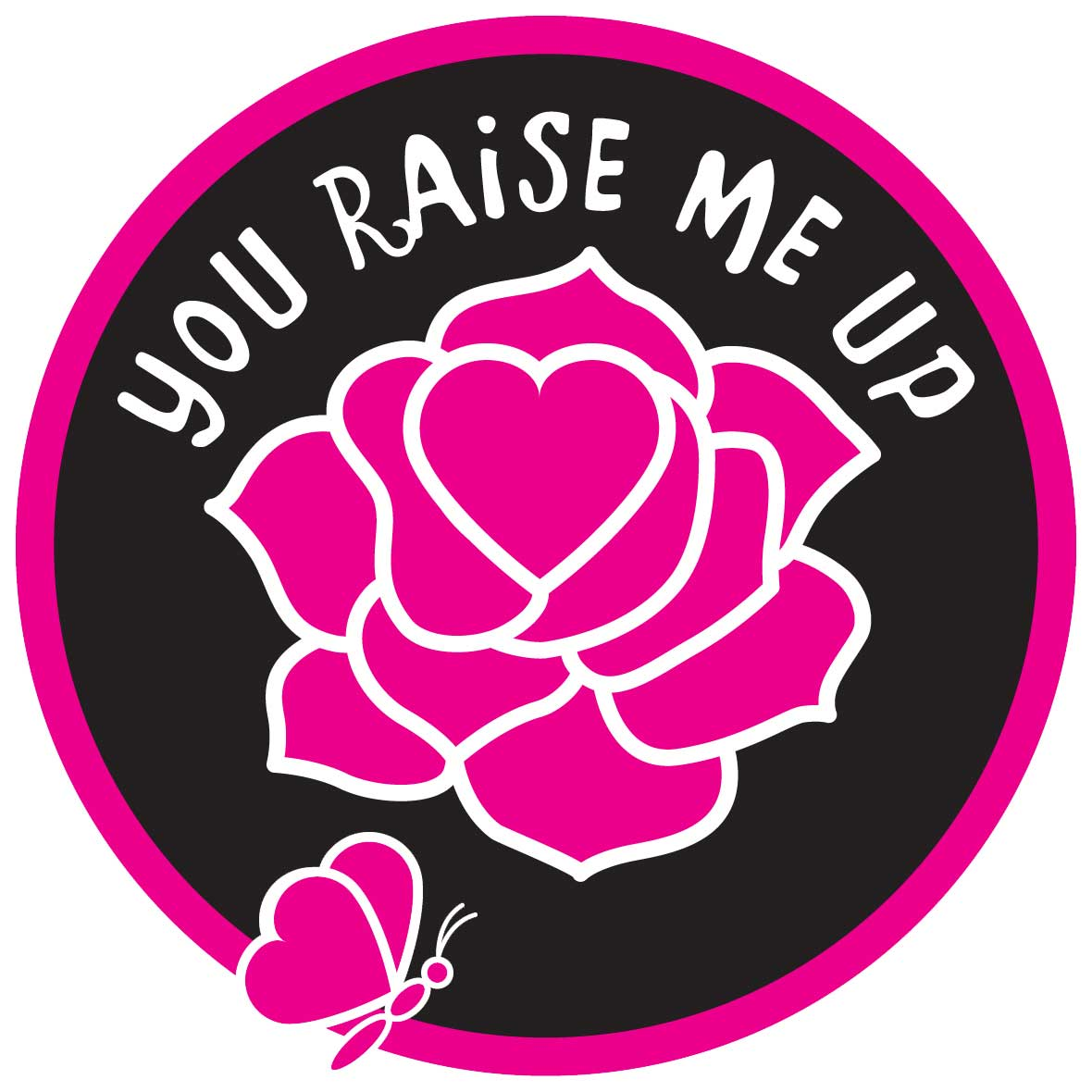 You Raise Me Up logo