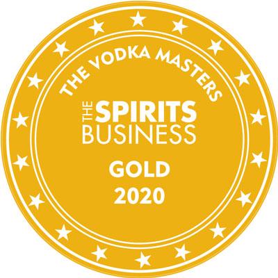 Spirits Business Award Gold 2020