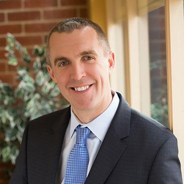Dr. Mark Dacey Headshot