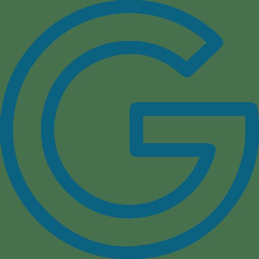Google Blue Icon