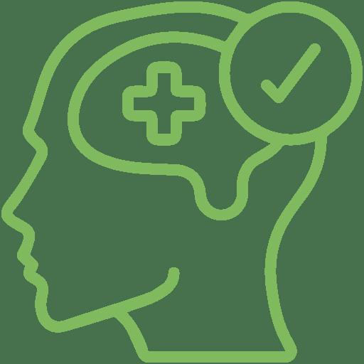 Mental Health Green