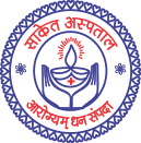 Saket Hospital Logo
