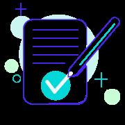 Seamless registration