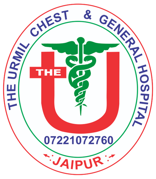 The Urmil Chest & General Hospital logo