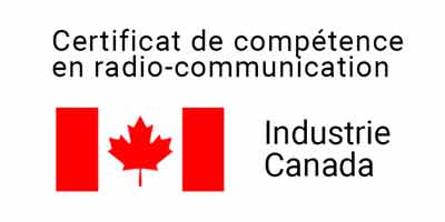 Professional drone pilot certificate CQFA