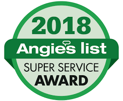 Your Handyman is a 2018 angies super list service award