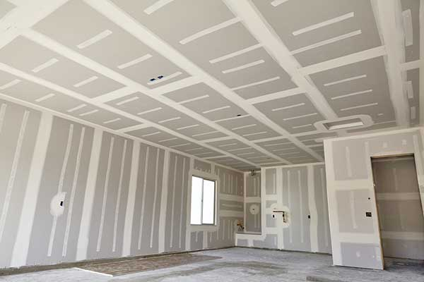 drywall project in north dallas