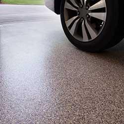 epoxy garage flooring