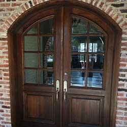 front door refinishing