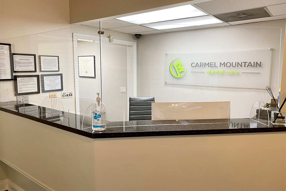 The staff at Carmel Mountain Dental Care