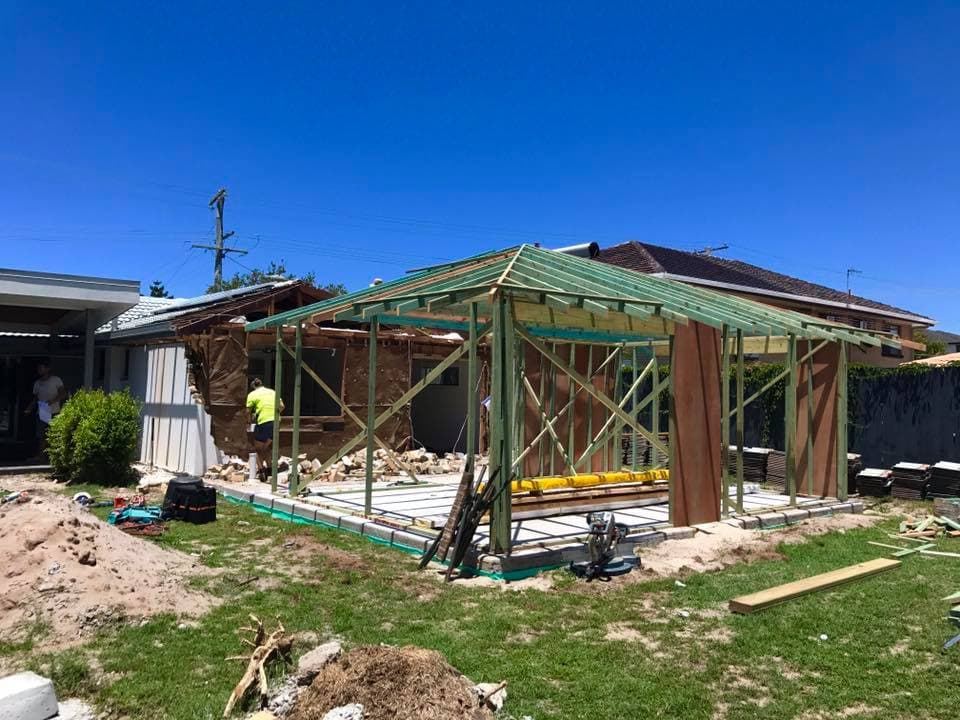 Home Extension Project Palm Beach