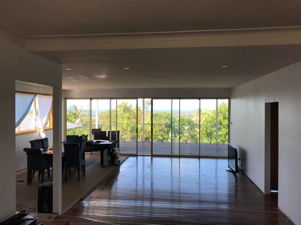 Home Extension project Gold Coast