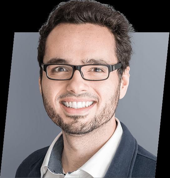 Christian Berg von der ideenhunger media GmbH
