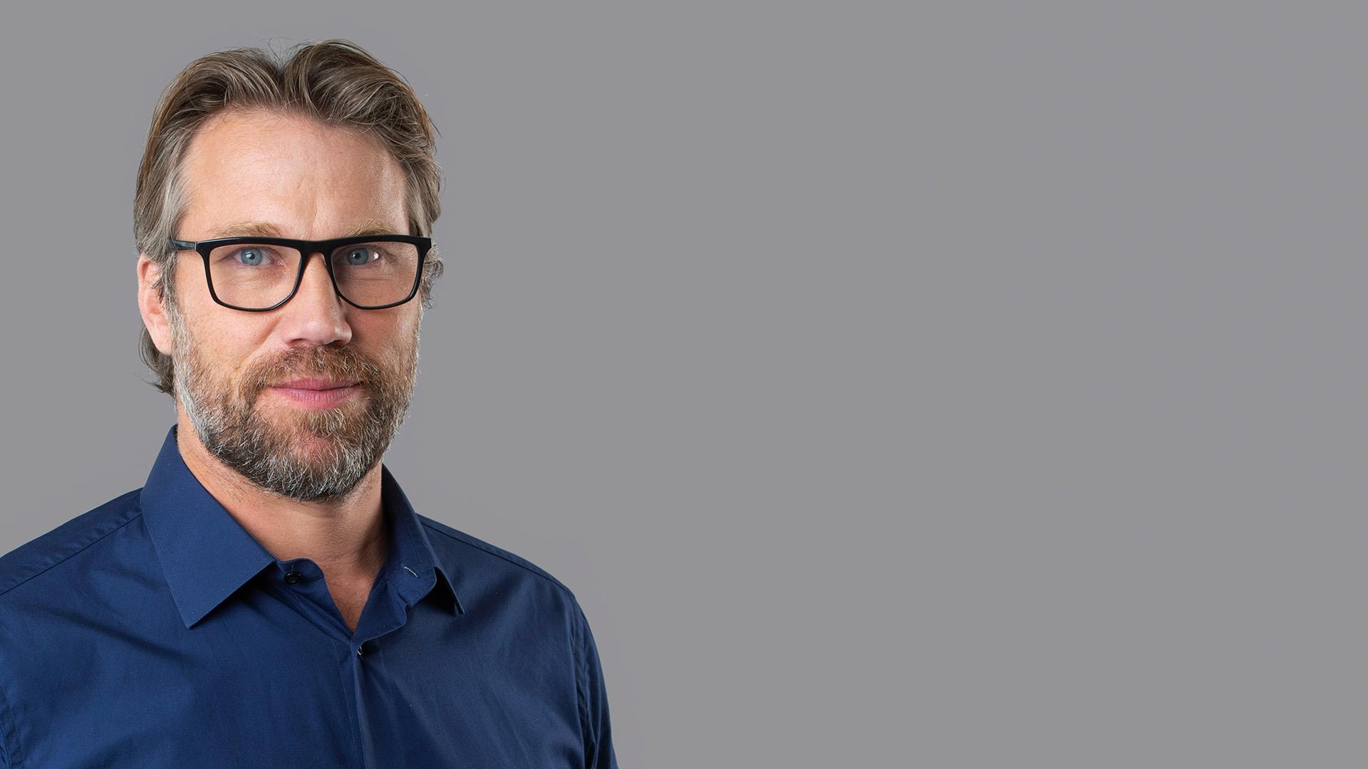 """Peter """"Foppa"""" Forsberg, ambassadör för ATG Drömfond"""