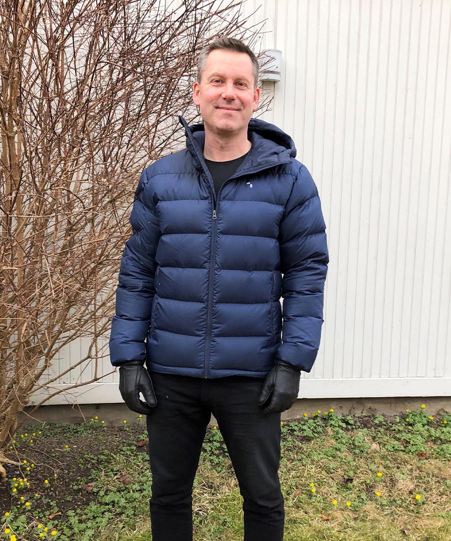 Per-Anders Nygård ny kampanjledare Mustaschkampen.