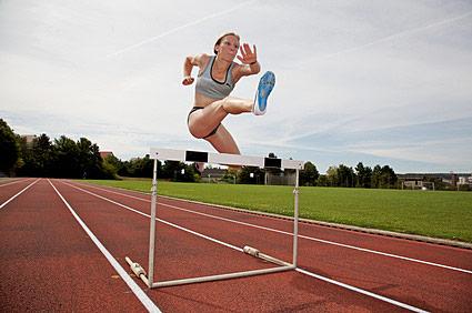 Der Leistungssport ist häufigstes Einsatzgebiet eines Sportarztes