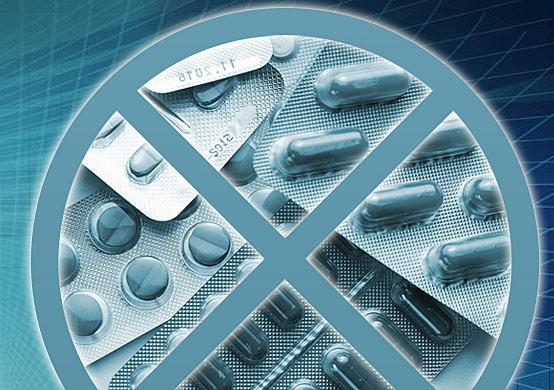 Ohne Tabletten