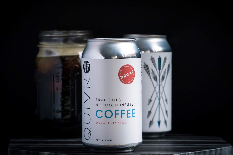 cold brew decaf coffee