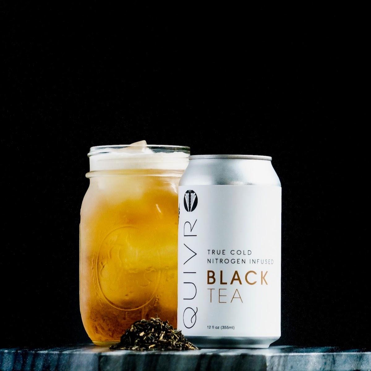 Black tea cold brew